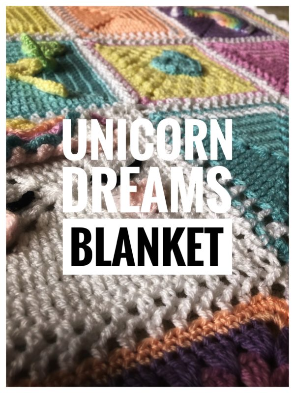 Unicorn Dreams Blanket - main product image