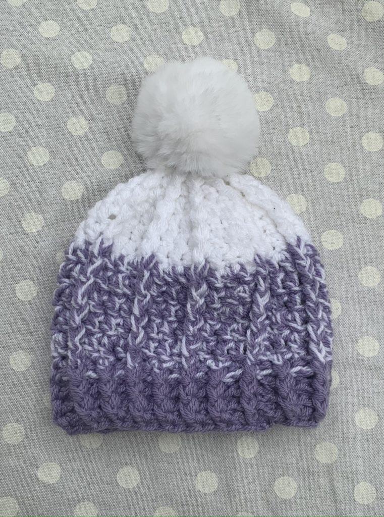 Ombré Bobble Hat - product image 2