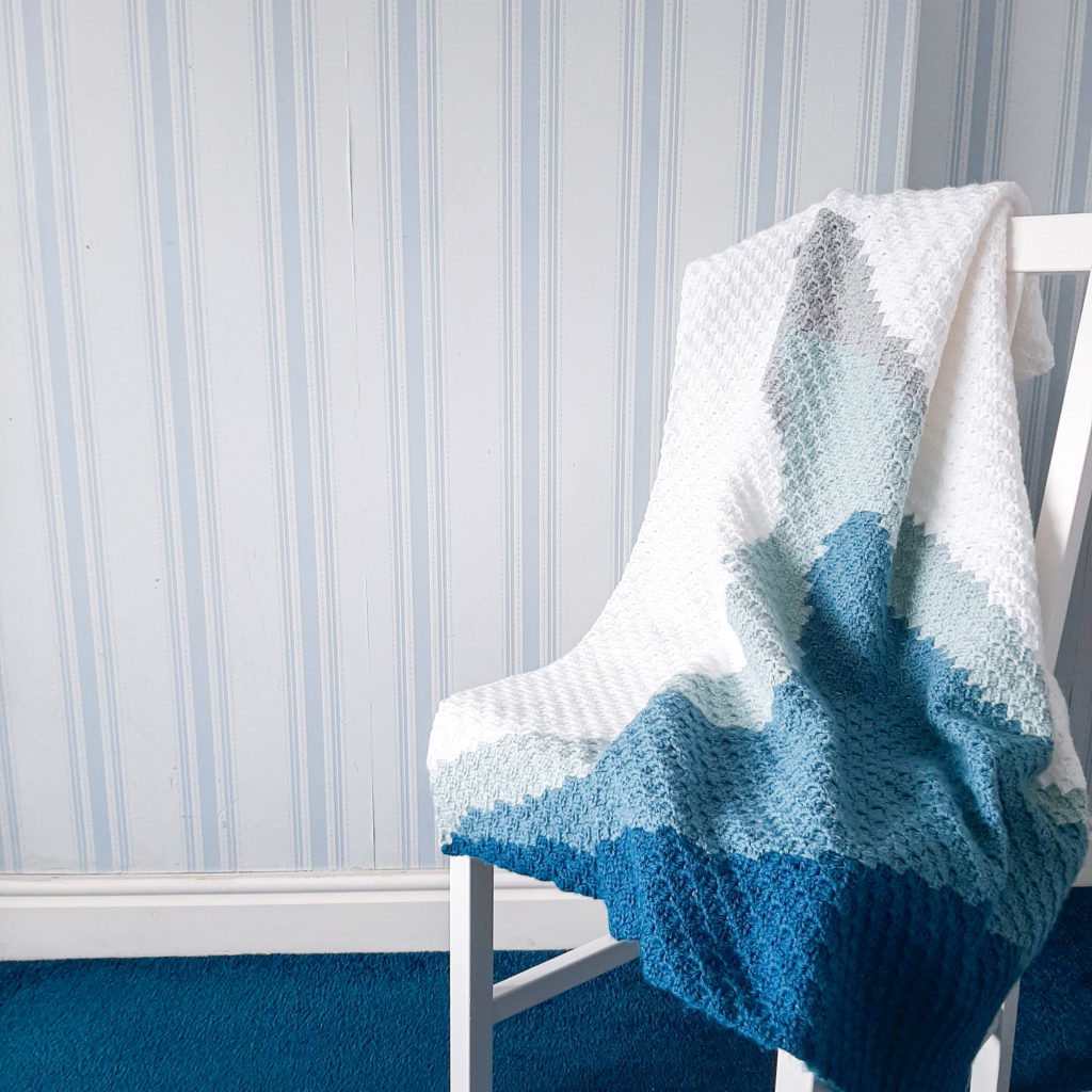 Ocean theme blanket - product image 3
