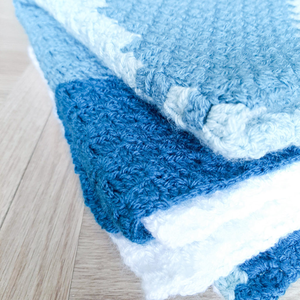 Ocean theme blanket - product image 2