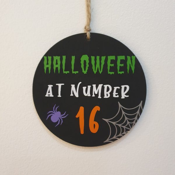 Halloween House Family Decoration Indoor or Outlook Options - main product image