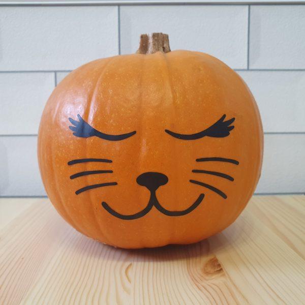 10 X Cute Halloween Pumpkin Stickers Made By Mums