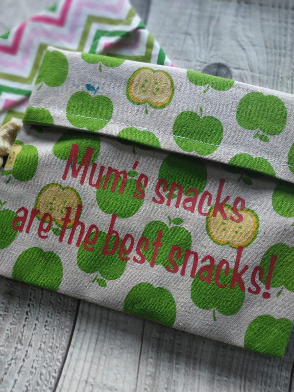 Reusable Snack Bag - main product image