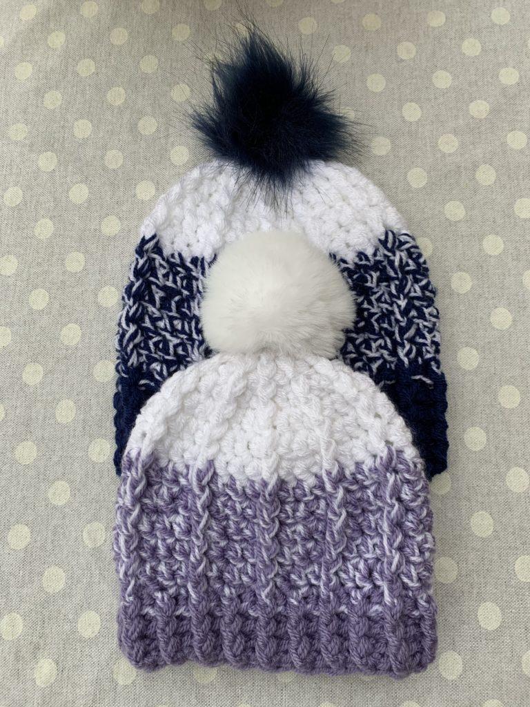 Ombré Bobble Hat - product image 6