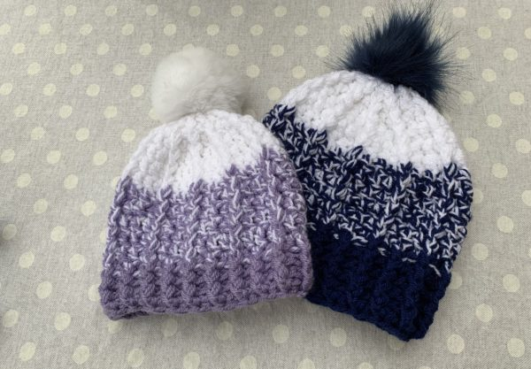 Ombré Bobble Hat - main product image