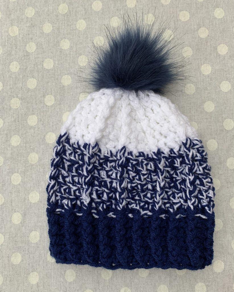 Ombré Bobble Hat - product image 4