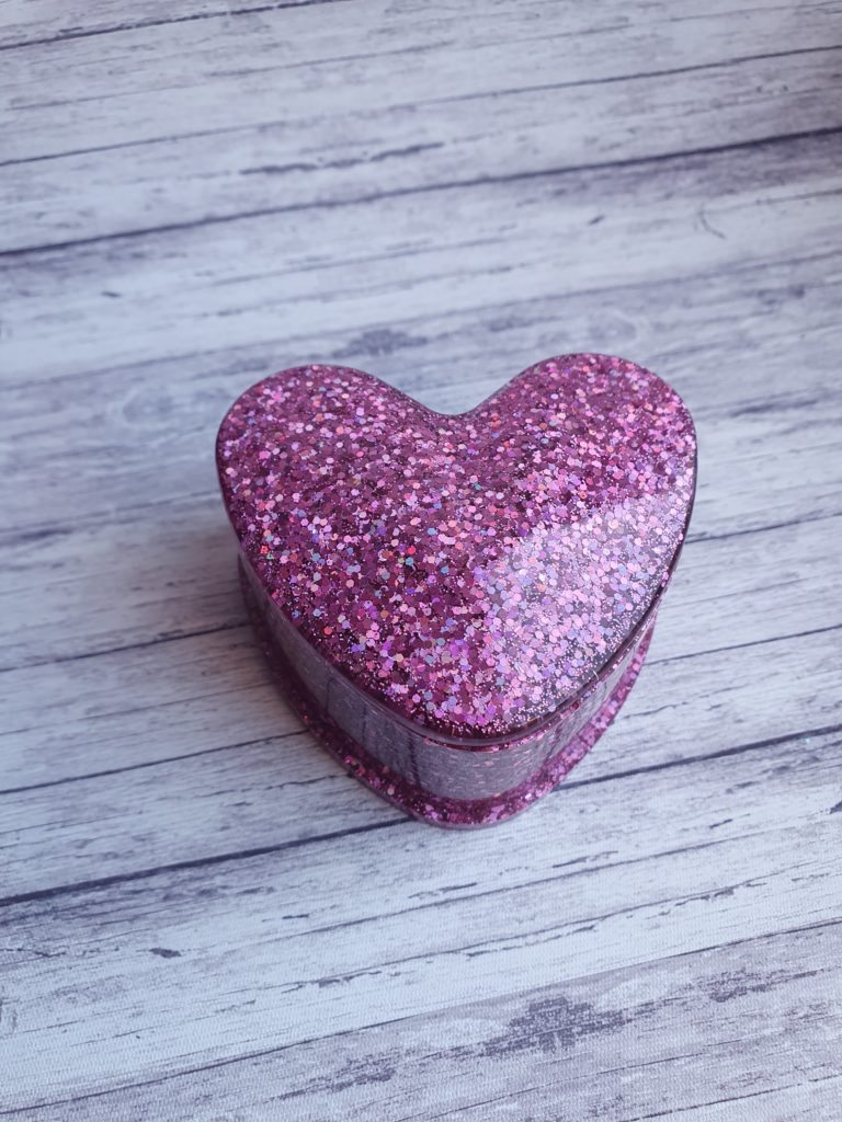 Heart Trinket Box - product image 2