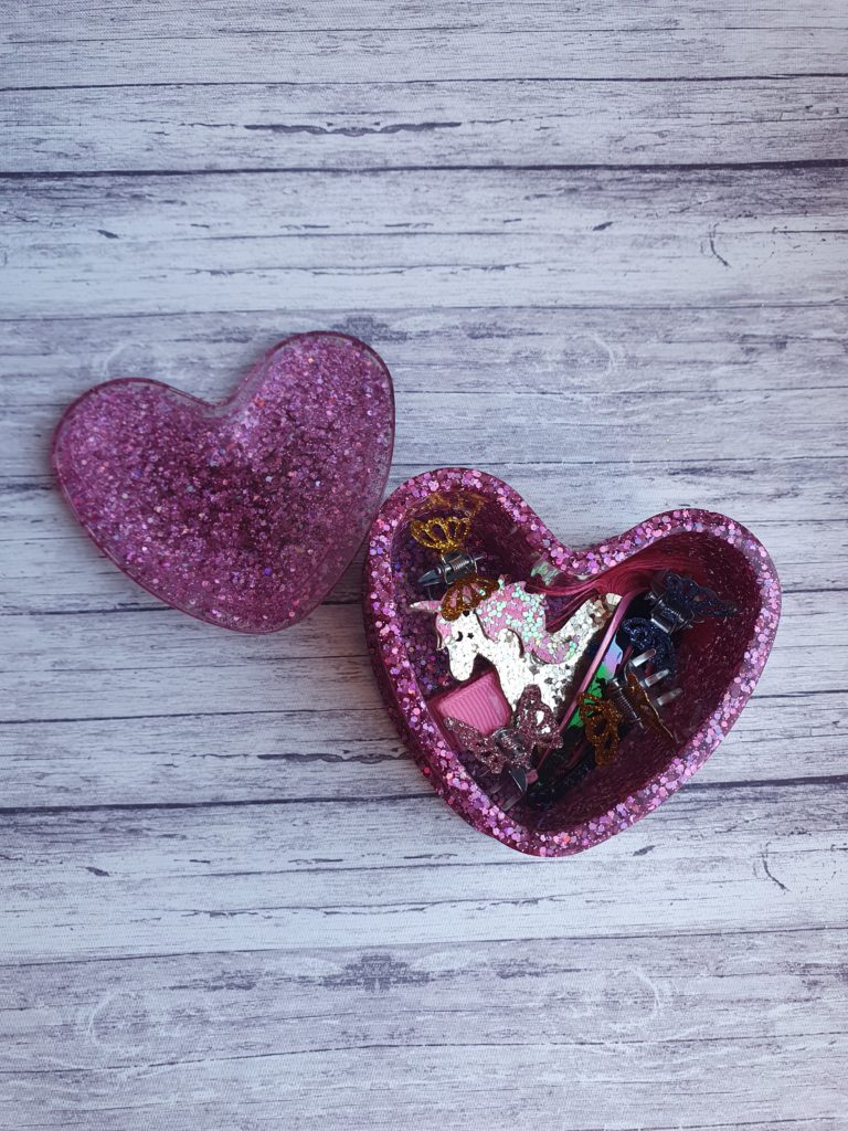 Heart Trinket Box - product image 3