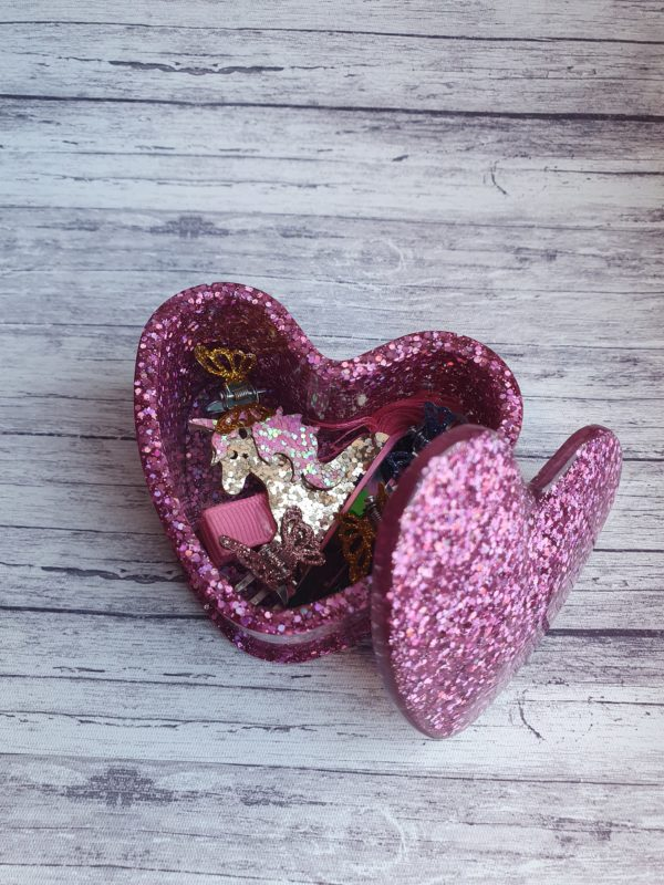 Heart Trinket Box - main product image